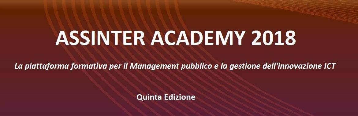 Assinter Academy 2018